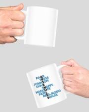 Raab truss johnson gove shapps hancock patel mug Mug ceramic-mug-lifestyle-42