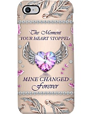 The moment your heart stopped mine phone case Phone Case i-phone-8-case
