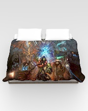 Wow fanmade Comforter - King aos-bed-comforters-twin-104x88-lifestyle-front-02