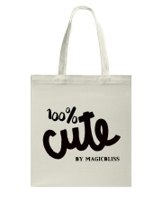 Cute Collection Tote Bag thumbnail