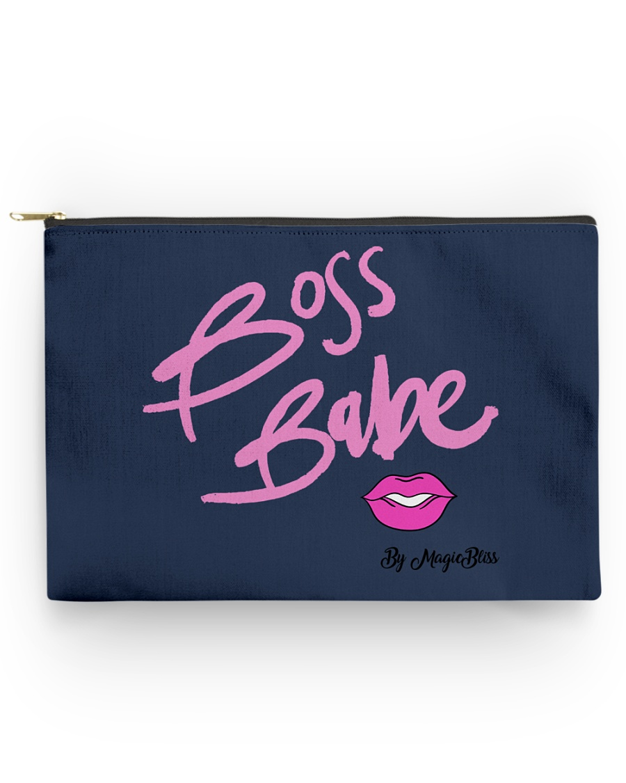 Boss Babe Accessory Pouch - Large