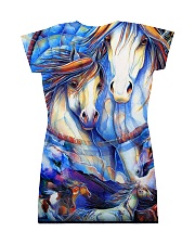 Horse H1602 6 All-over Dress back