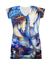 Horse H1602 6 All-over Dress front