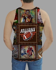 FOOTBALL  H1602 3 All-over Unisex Tank aos-tank-unisex-lifestyle01-back