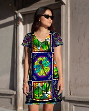 Dragonfly H1602 6 All-over Dress aos-dress-front-lifestyle-1
