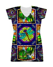 Dragonfly H1602 6 All-over Dress front