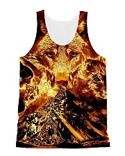 WOLF H1602 1 All-over Unisex Tank thumbnail