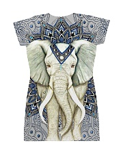 Elephant H1502 1 All-over Dress back