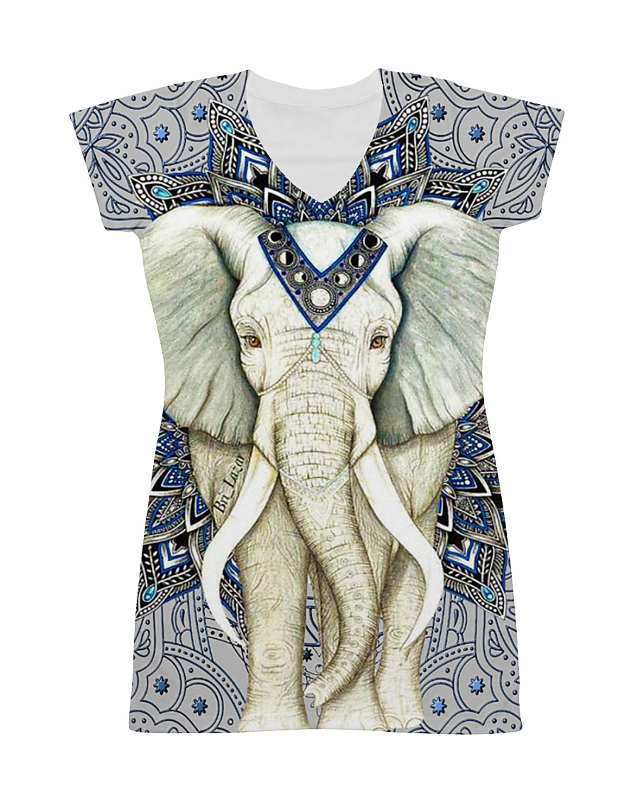 Elephant H1502 1 All-over Dress