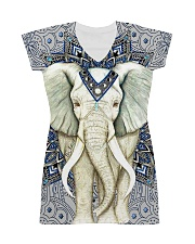Elephant H1502 1 All-over Dress front
