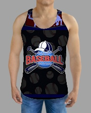BASEBALL H1602 1 All-over Unisex Tank aos-tank-unisex-lifestyle01-front
