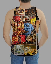 FIREFIGHTER H2202 3 All-over Unisex Tank aos-tank-unisex-lifestyle01-back