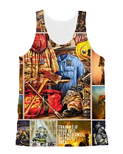 FIREFIGHTER H2202 3 All-over Unisex Tank front