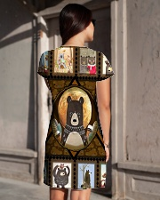 BEAR H1702 2 All-over Dress aos-dress-back-lifestyle-1