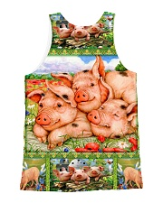 Pig H1602 1 All-over Unisex Tank back