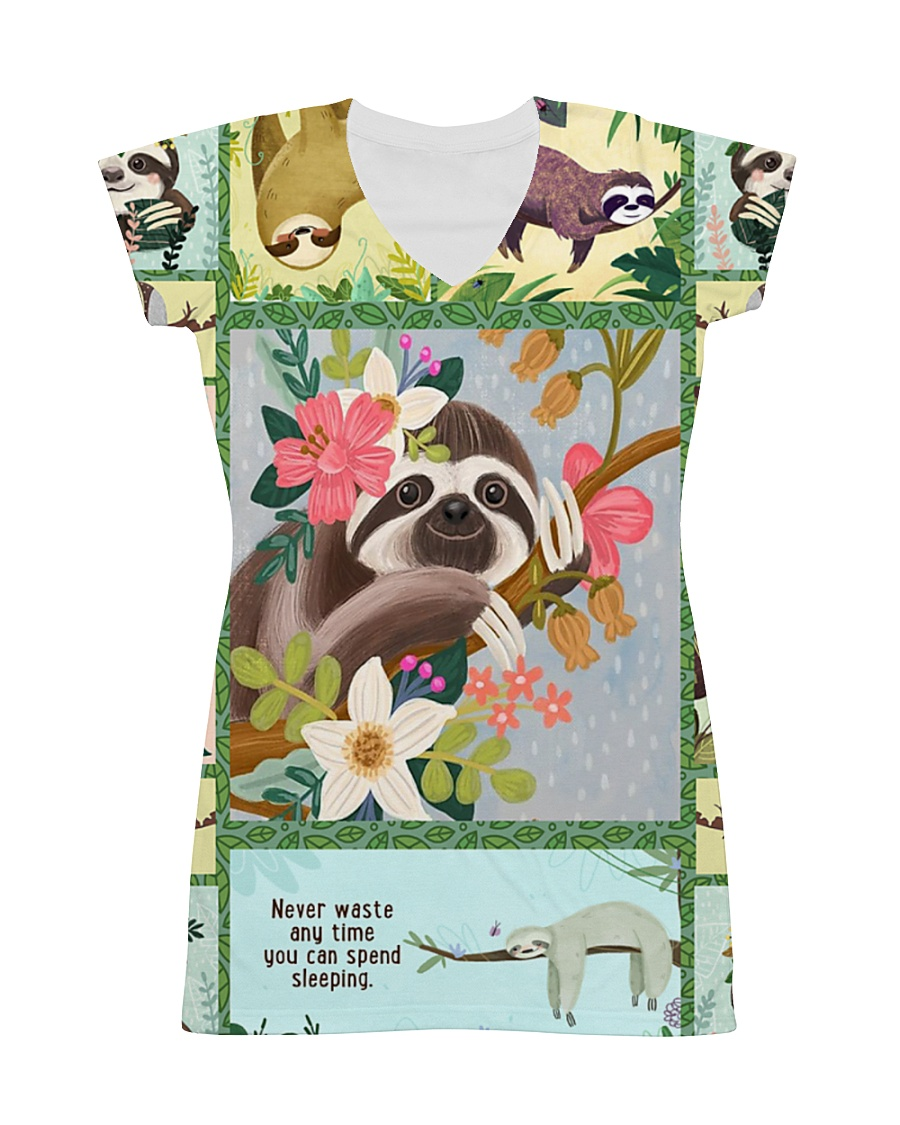 SLOTH H2002 2 All-over Dress