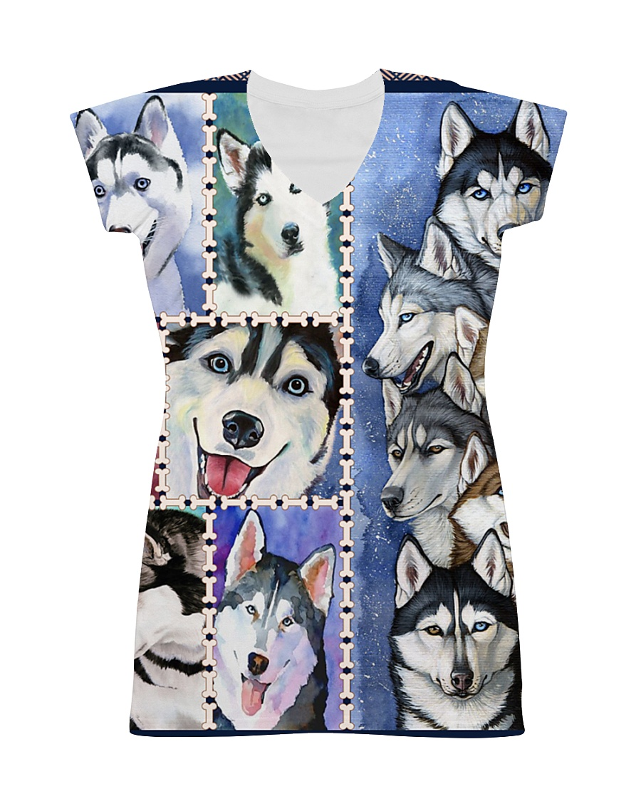Husky H2302 1 All-over Dress