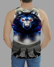 Wolf H2202 4 All-over Unisex Tank aos-tank-unisex-lifestyle01-back