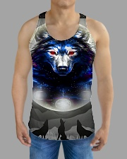 Wolf H2202 4 All-over Unisex Tank aos-tank-unisex-lifestyle01-front
