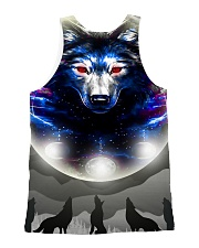 Wolf H2202 4 All-over Unisex Tank back