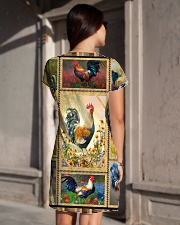 Chicken H2202 1 All-over Dress aos-dress-back-lifestyle-1