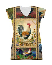Chicken H2202 1 All-over Dress front