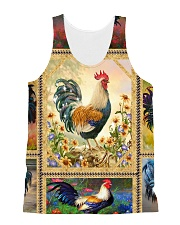 Chicken H2202 1 All-over Unisex Tank thumbnail