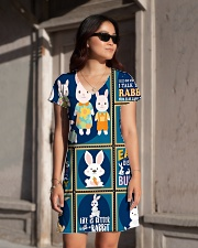 Rabbit H1902 1 All-over Dress aos-dress-front-lifestyle-1