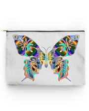 Glowing butterflies Accessory Pouch - Large back