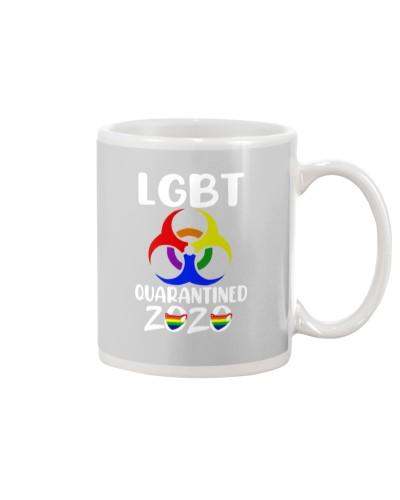 LGBT quarantined Biohazard 2020