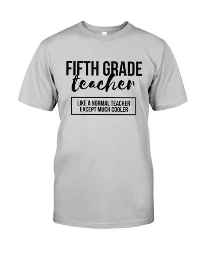 5TH-FIFTH GRADE TEACHER