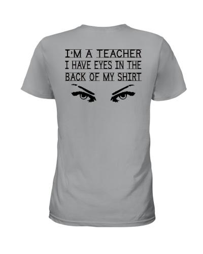 I AM A TEACHER EYES