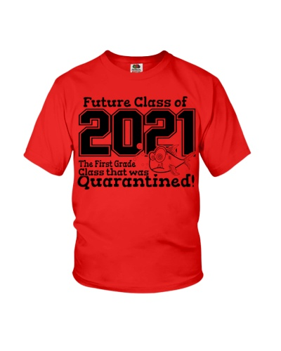 THE FIRST GRADE FUTURE CLASS OF 2021