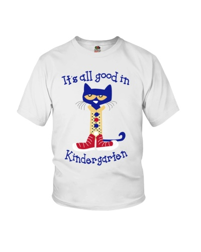 Its all good in kindergarten