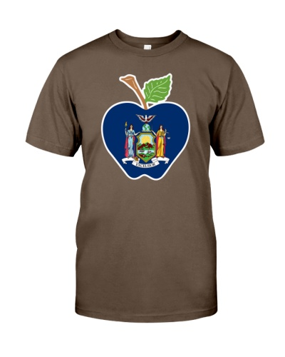 New York state teacher shirts