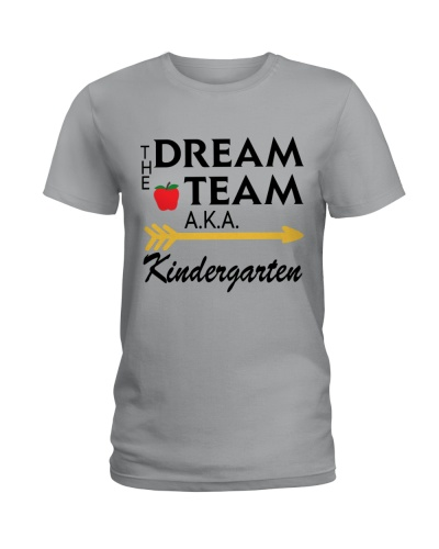 THE DREAM TEAM KINDERGARTEN