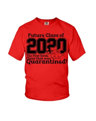 THE FIRST GRADE  FUTURE CLASS OF 2020