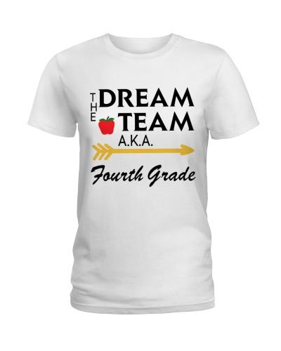 THE DREAM TEAM FOURTH GRADE