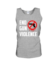 Orange Gun Violence Awareness Unisex Tank thumbnail