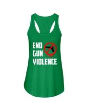 Orange Gun Violence Awareness Ladies Flowy Tank thumbnail