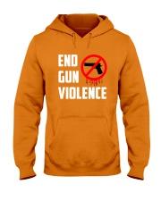 Orange Gun Violence Awareness Hooded Sweatshirt thumbnail