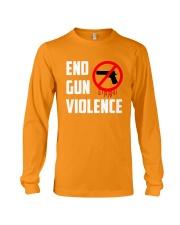 Orange Gun Violence Awareness Long Sleeve Tee thumbnail