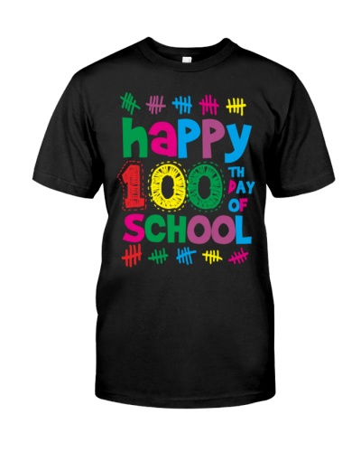 Happy 100th day of school 6