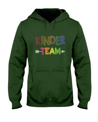 KINDER TEAM   -TEAM SHIRT