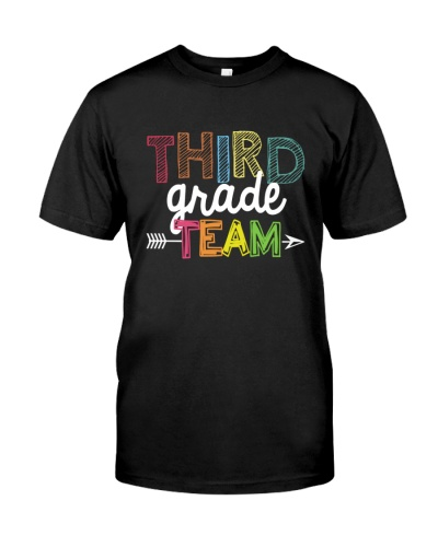 THIRD GRADE  TEAM X4