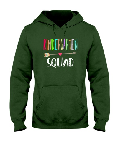 KINDERGARTEN SQUAD -Team Shirt