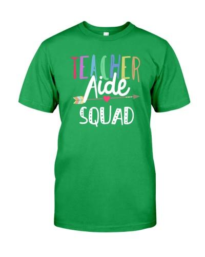 Teacher aide squad