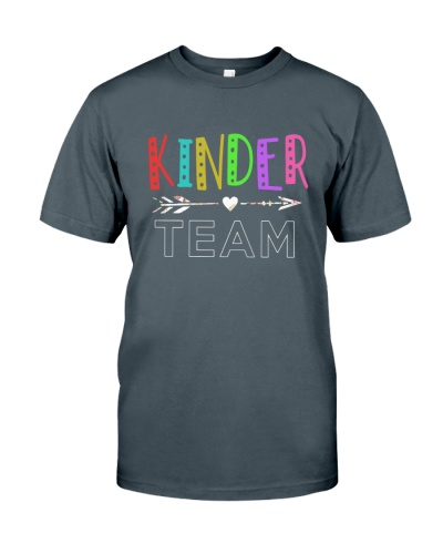 KINDER TEAM-Team Shirt
