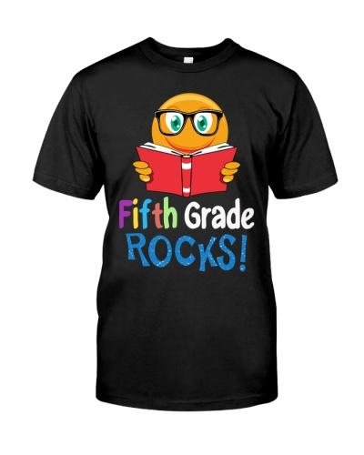 Fifth grade rocks