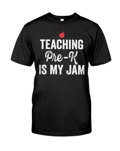 teaching pre-k